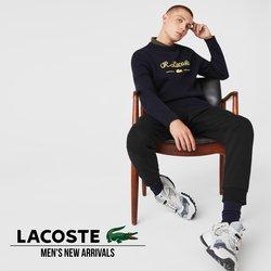 라코스테 전단지의 패션·신발·악세서리 할인 ( 한 달 이상)