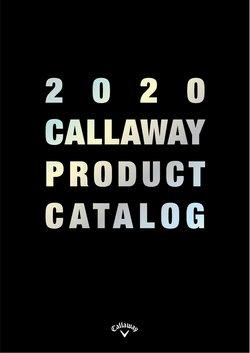 캘러웨이 ( 만료된 ) 카탈로그