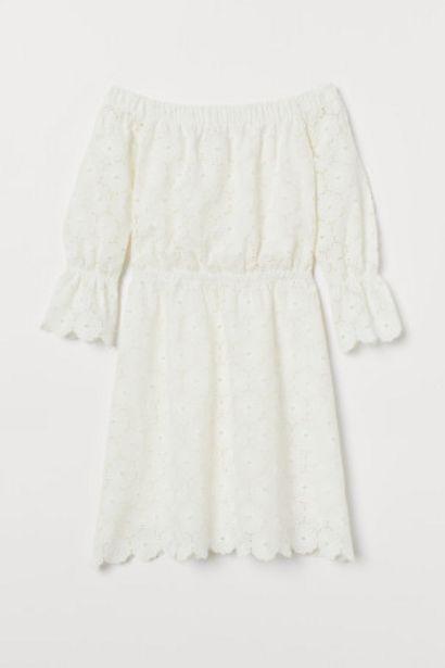오프숄더 드레스 오퍼, 17900원