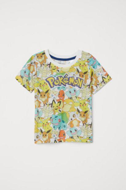 프린트 티셔츠 오퍼, 4900원