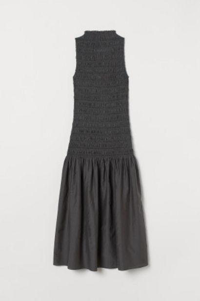실크 블렌드 롱 드레스 오퍼, 124900원