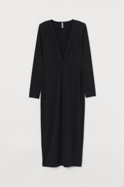 V넥 드레스 오퍼, 17900원