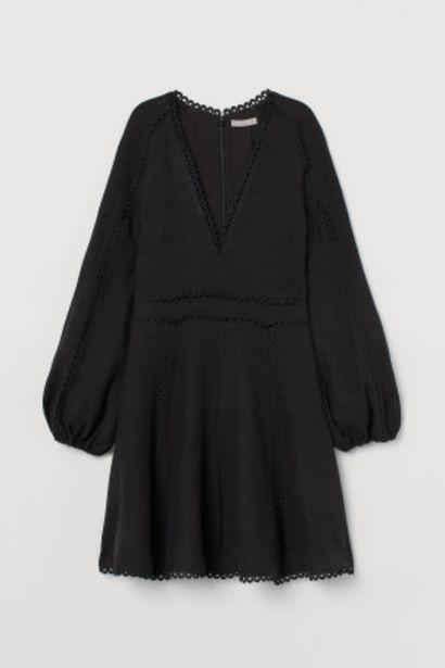 리넨 블렌드 드레스 오퍼, 29900원