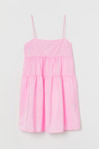 태피터 쇼트 드레스 오퍼, 8900원