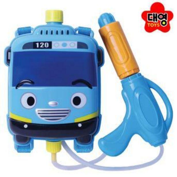 타요 배낭물총/워터건 물놀이 완구 장난감 꼬마버스 오퍼, 7800원