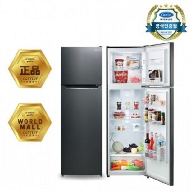 캐리어 슬림형 냉장고 CRF-TN255BDE (255L) 오퍼, 393500원