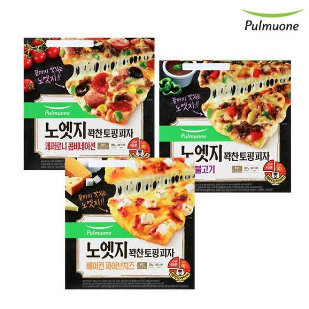 노엣지 피자 6판 모음 오퍼, 36900원