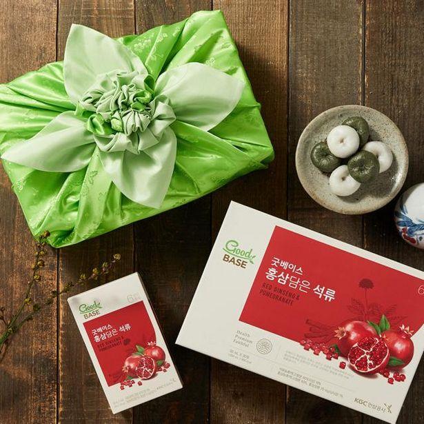 홍삼담은 석류 50ml*30포 (보자기포장) 오퍼, 58000원