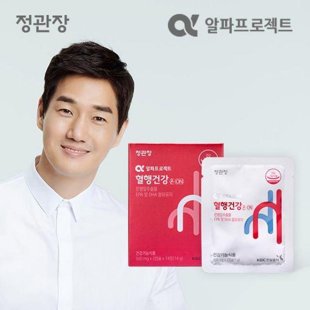 혈행건강온 1박스 (2주분) 오퍼, 12350원