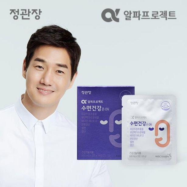 수면건강온 1박스 (2주분) 오퍼, 33250원