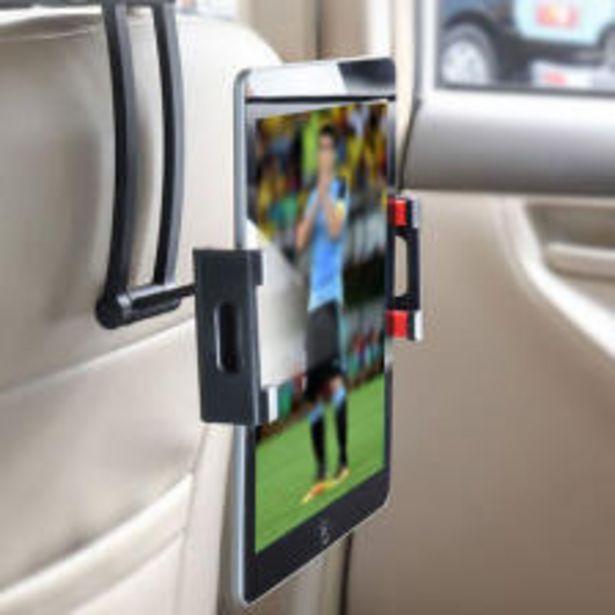 자동차 뒷자리 헤드거치대(스마트패드 태블릿 거치대) 오퍼, 27000원