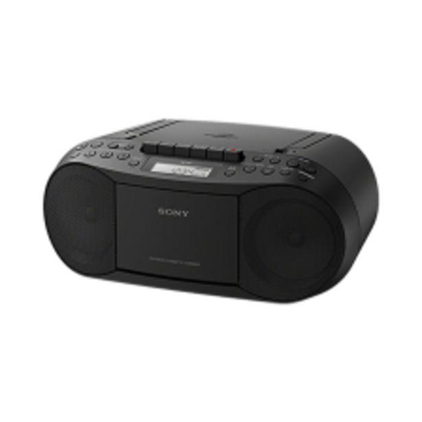 소니 CFD-S70 포터블 컴팩트 멀티 카세트 오디오 오퍼, 89000원