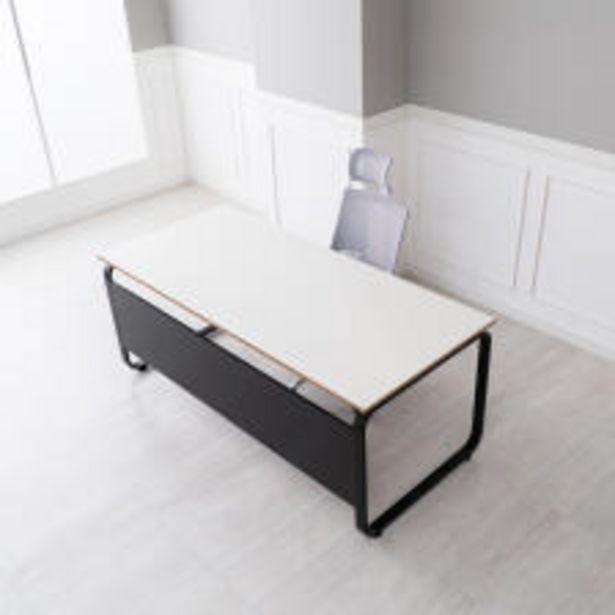 데임 LPM A형 책상 사무용책상 1200x600 오퍼, 138000원