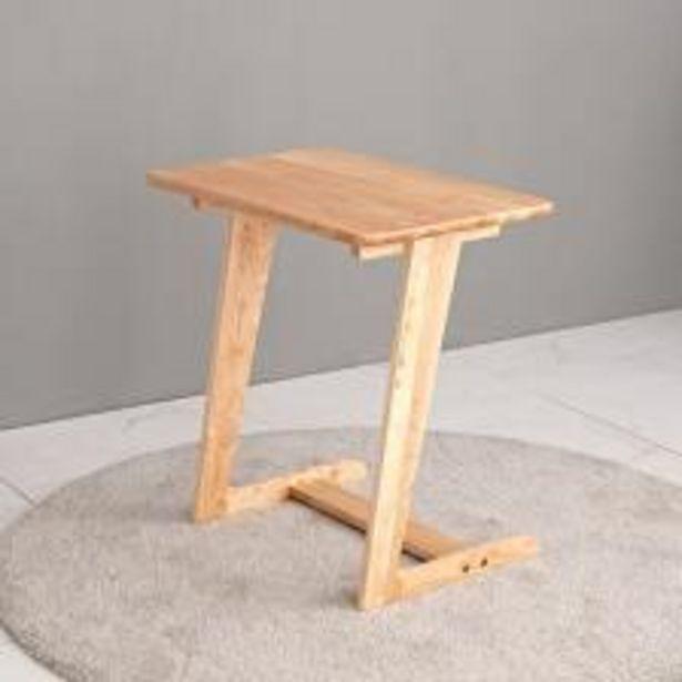 원목 소파 사이드 테이블 오퍼, 29900원